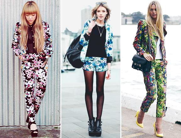 floral-print-suits