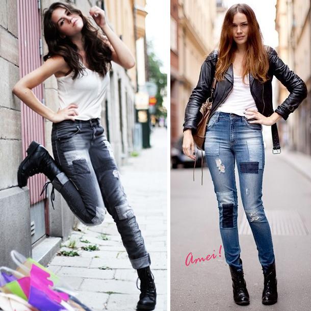 Tendencia-Calça-Remendada-Patched-Jeans-Blog-Dicas-de-Amiga